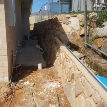 Stone Retaining Walls Coffs Harbour